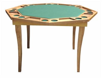 Poker tables bring people together
