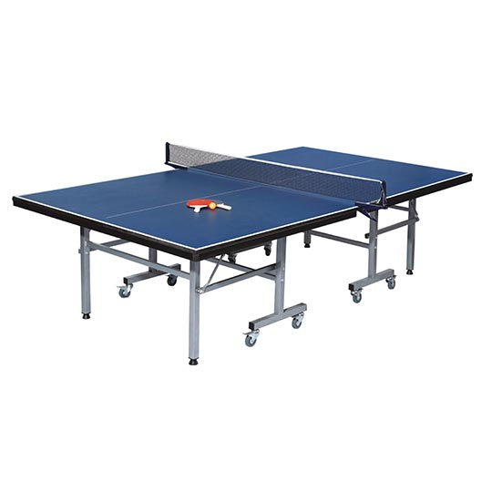 Ping pong tables are great for family gatherings