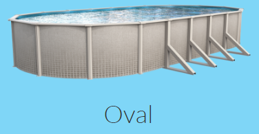 Sharkline Reprieve Oval Closeout Pool