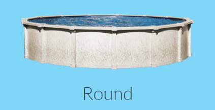 Sharkline Captiva Round Above Ground Pool
