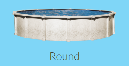Sharkline Captiva Round Above Ground Pool