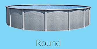 Sharkline Summerfield Round Above Ground Pool